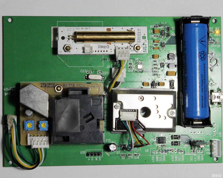 多合一传感器模块