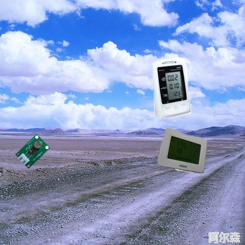 低成本空气质量传感器应用于空气质量检测仪