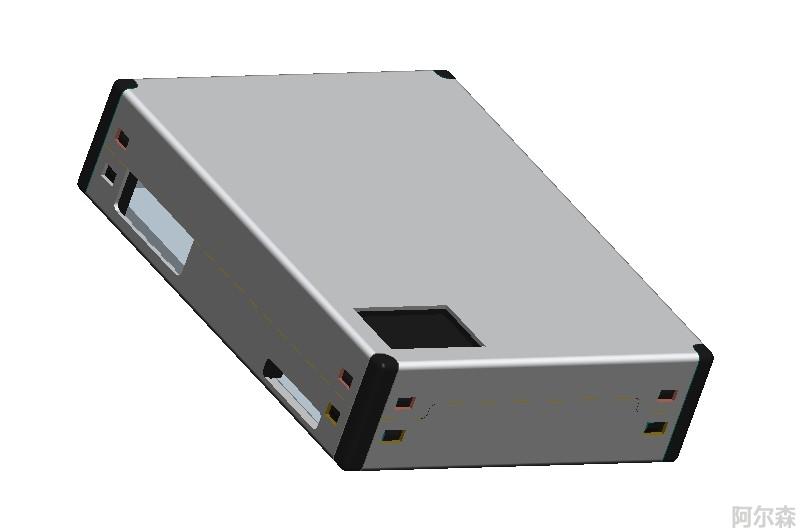激光粉尘颗粒物PM2.5粒子传感器AS01-T