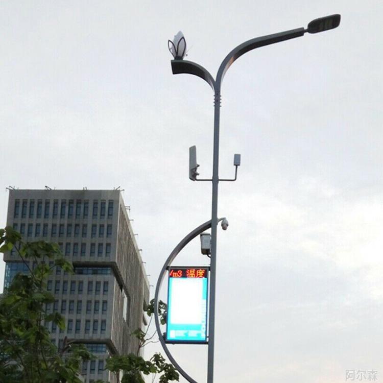 户外PM2.5温湿度传感器应用于智慧路灯