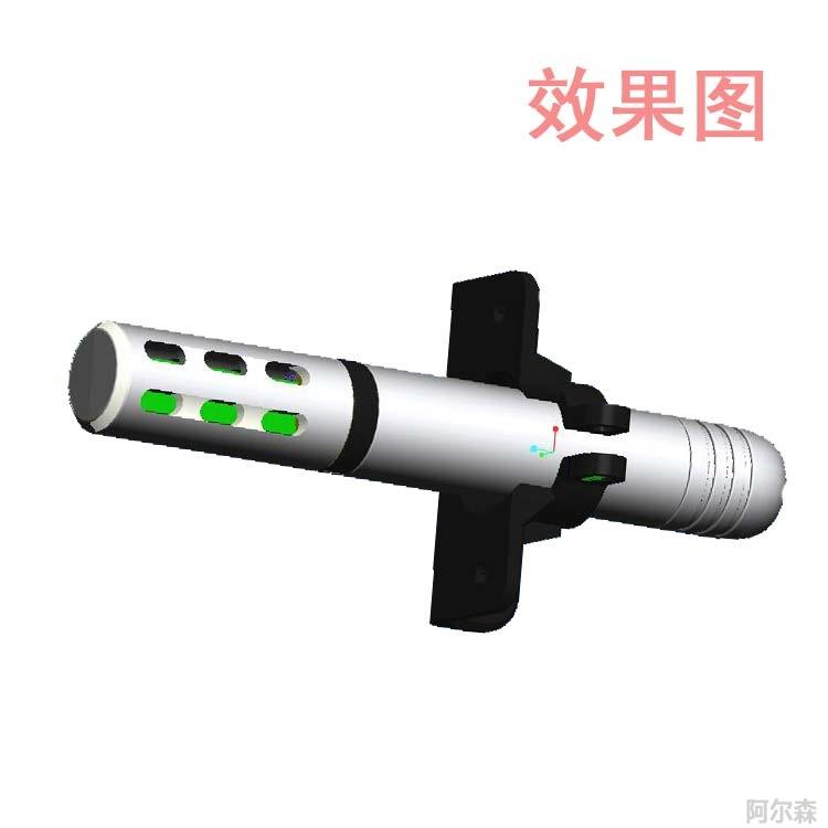 最小的温湿度检测变送器AS56-K04