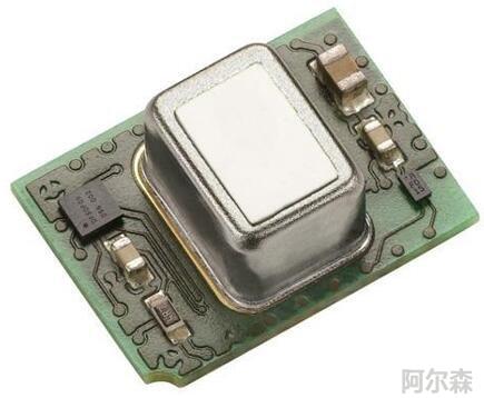 盛思锐微型二氧化碳传感器SCD40发布